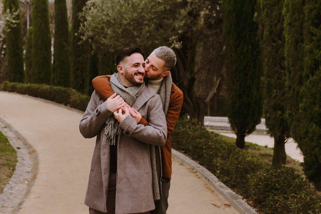 Sesión de fotos LGBT Madrid